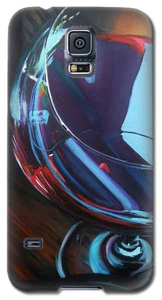 Wine Reflections Galaxy S5 Case
