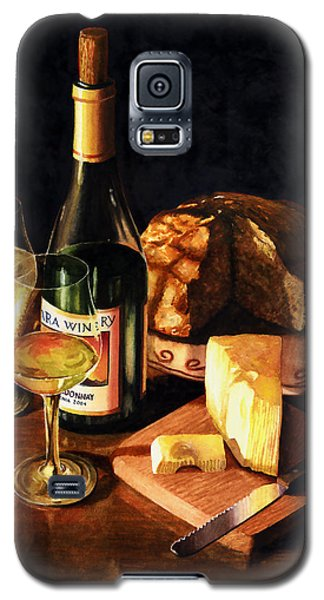 Wine With Cheese Galaxy S5 Case