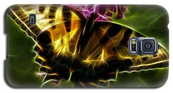 Winged Beauty Galaxy S5 Case
