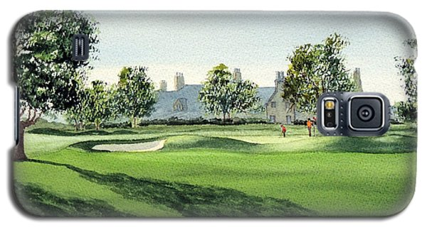 Winged Foot West Golf Course 18th Hole Galaxy S5 Case
