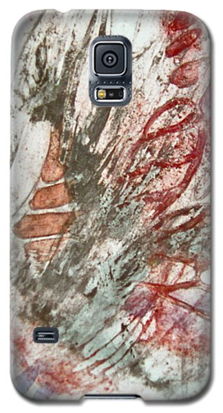 Winged Silence Galaxy S5 Case by Carolyn Rosenberger