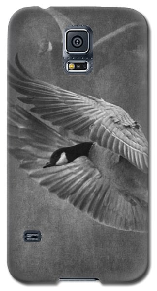 Winged Symphony Galaxy S5 Case