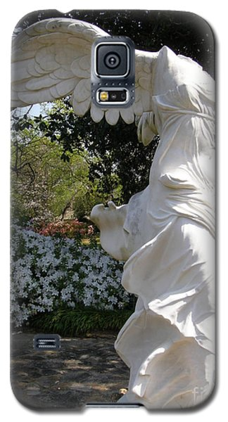 Winged Victory Nike Galaxy S5 Case