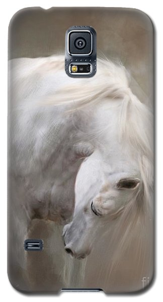 Galaxy S5 Case featuring the digital art Wingless by Dorota Kudyba