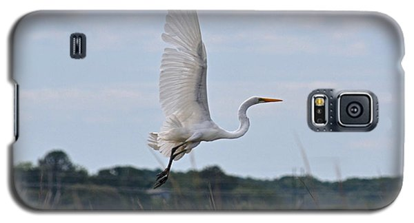 Galaxy S5 Case featuring the photograph Wings by Carol  Bradley