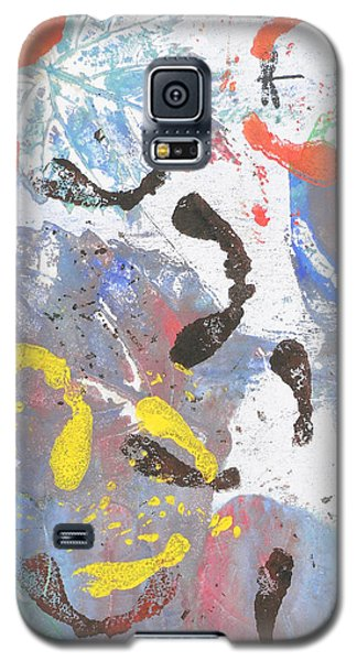 Wings Of Autumn Galaxy S5 Case