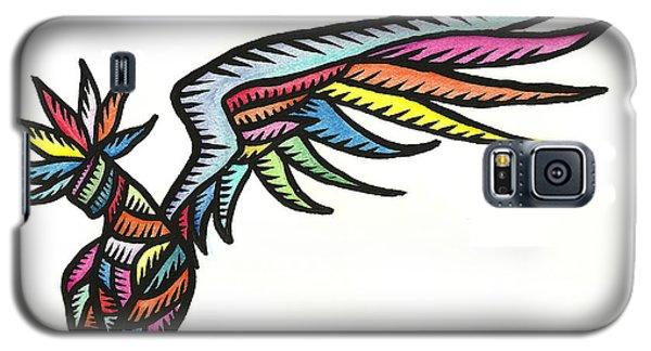 Wings Of Solitude Galaxy S5 Case