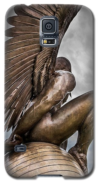 Wings Of The City Galaxy S5 Case