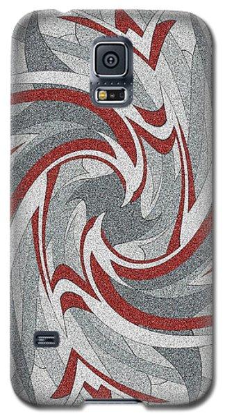 Wings Tile 3 Galaxy S5 Case