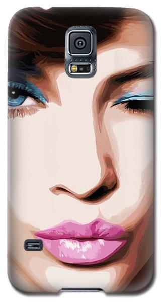Wink - Pretty Faces Series Galaxy S5 Case
