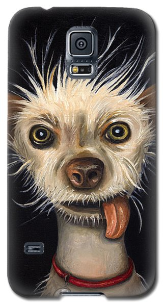 Winner Of The Ugly Dog Contest 2011 Galaxy S5 Case