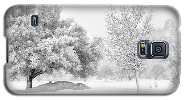 Winona Snowstorm Galaxy S5 Case