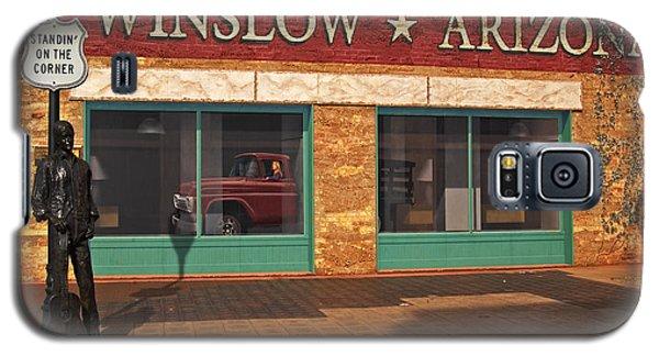 Winslow Arizona Galaxy S5 Case