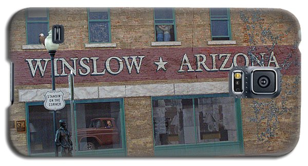 Winslow Arizona Galaxy S5 Case