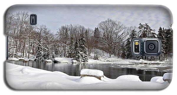 Winter Beauty Galaxy S5 Case