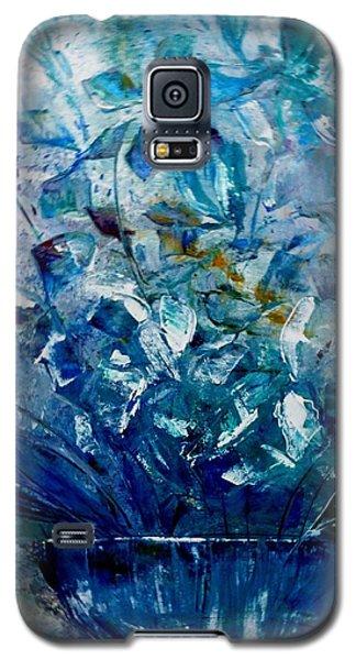 Winter Bouquet Galaxy S5 Case