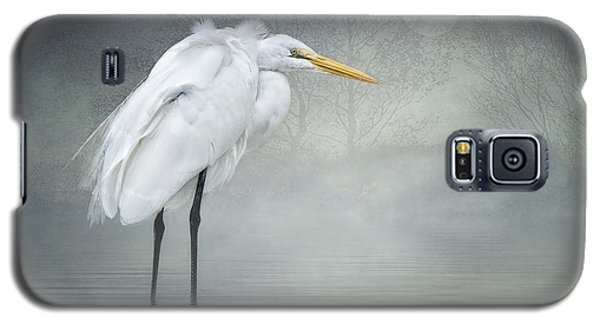 Galaxy S5 Case featuring the photograph Winter Breeze by Brian Tarr