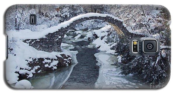 Old Packhorse Bridge - Carrbridge Galaxy S5 Case