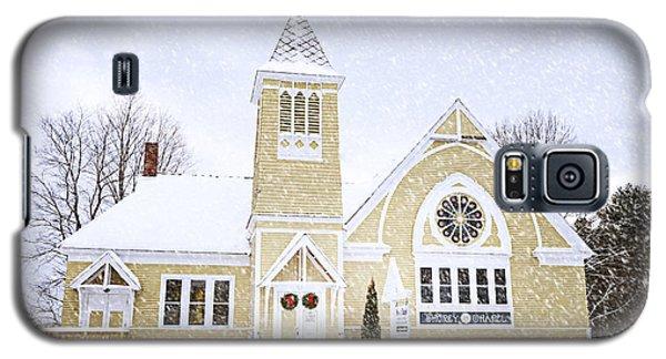 Winter Chapel Galaxy S5 Case