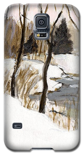 Winter Creek Galaxy S5 Case