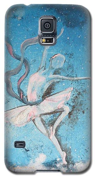 Winter Dancer1 Galaxy S5 Case