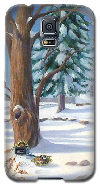 Winter Day Galaxy S5 Case