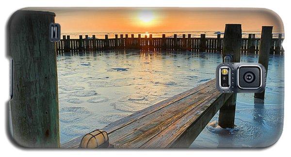 Winter Docks Galaxy S5 Case