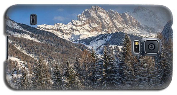 Winter Dolomites Galaxy S5 Case
