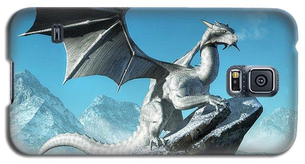 Winter Dragon Galaxy S5 Case