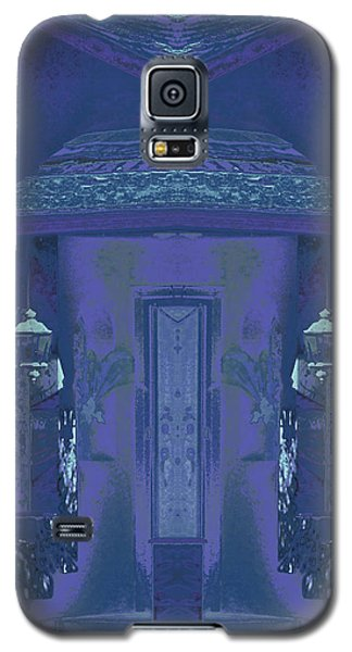 Winter Dusk Homecoming Galaxy S5 Case
