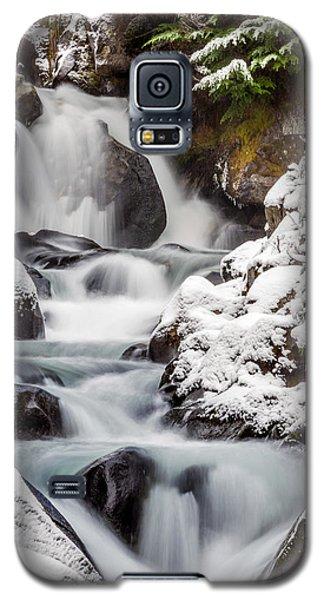 Winter Falls 1 Galaxy S5 Case