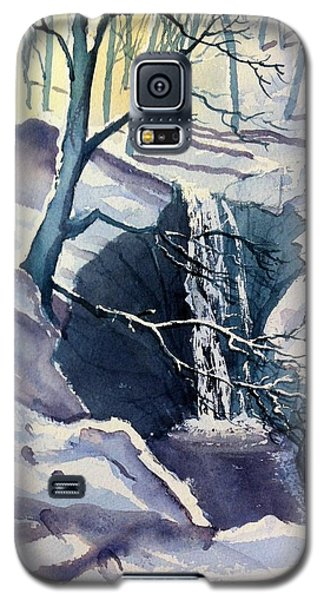 Winter Falls Galaxy S5 Case