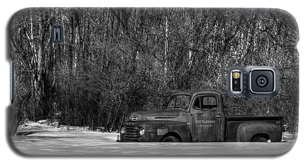 Winter Ford Truck 1 Galaxy S5 Case