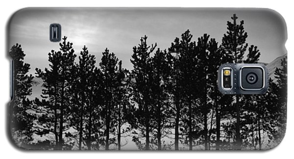 Winter Forest Galaxy S5 Case by Frodi Brinks