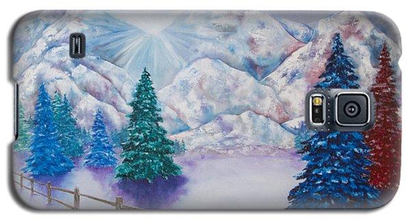 Winter Glow Galaxy S5 Case
