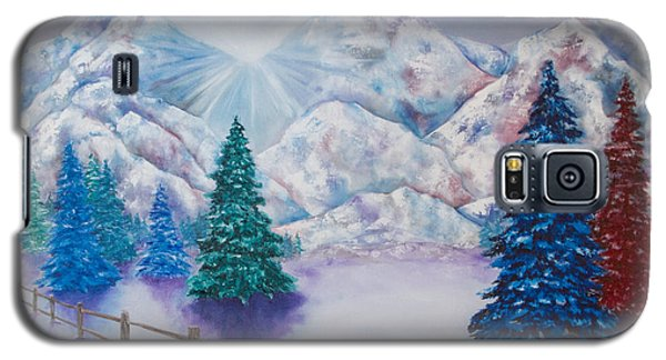 Winter Glow Galaxy S5 Case