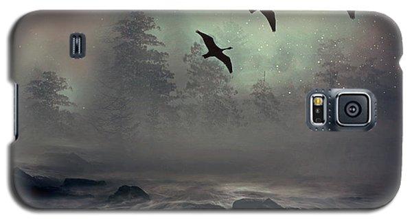 Winter Golden Hour Galaxy S5 Case
