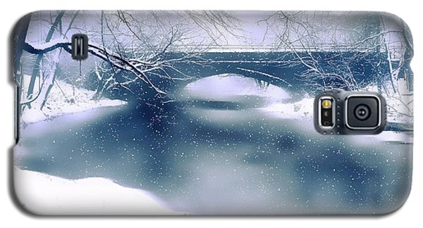 Winter Haiku Galaxy S5 Case