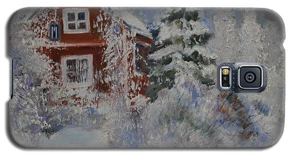 Winter In Finland Galaxy S5 Case