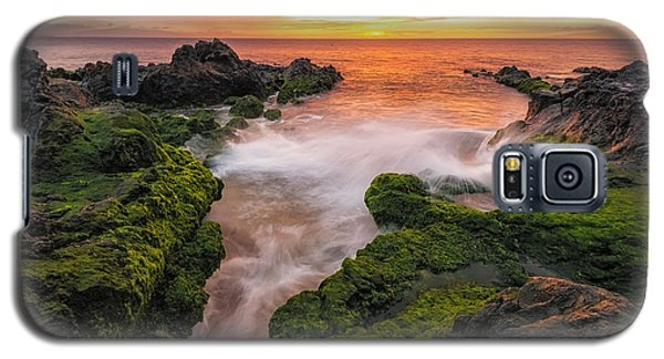 Winter In Hawaii Galaxy S5 Case by Hawaii  Fine Art Photography