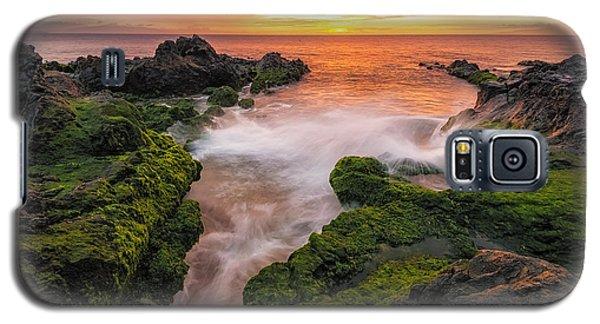 Winter In Hawaii Galaxy S5 Case