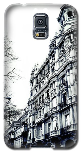 Winter In Madrid Galaxy S5 Case