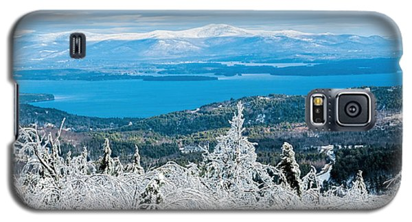 Winter In Nh Galaxy S5 Case