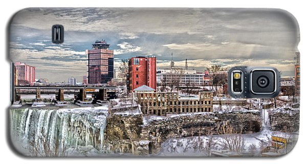 Winter In Rochester Galaxy S5 Case