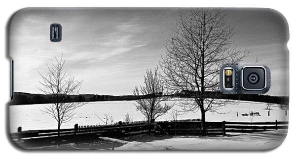 Winter In Roztocze Galaxy S5 Case