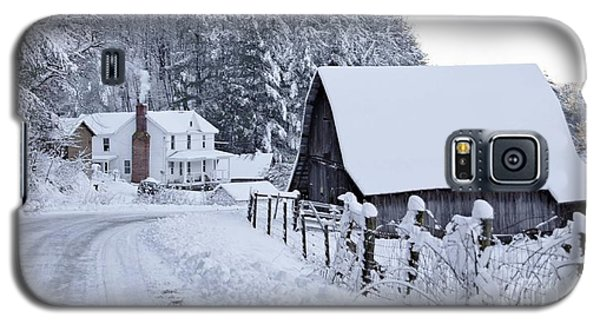 Winter In Virginia Galaxy S5 Case by Benanne Stiens
