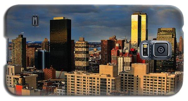 Winter Light In New York Galaxy S5 Case