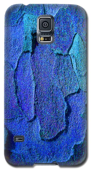 Galaxy S5 Case featuring the photograph Winter London Plane Tree Abstract 4 by Margaret Saheed