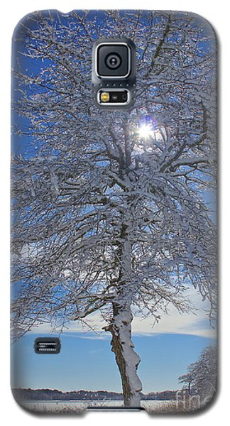 Winter Magic Galaxy S5 Case