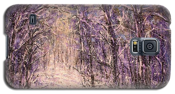 Winter Magic Galaxy S5 Case by Natalie Holland